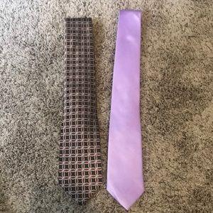 Geoffrey Beene neck tie lot